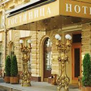 Гостиницы Кисловодска