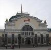 Железнодорожные вокзалы в Кисловодске