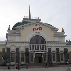 Железнодорожные вокзалы Кисловодска